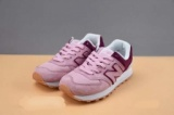 New Balance 574 PINK/MERCURY RED New Balance WL574USP 海外限定 日本未入荷ニューバランス 5...